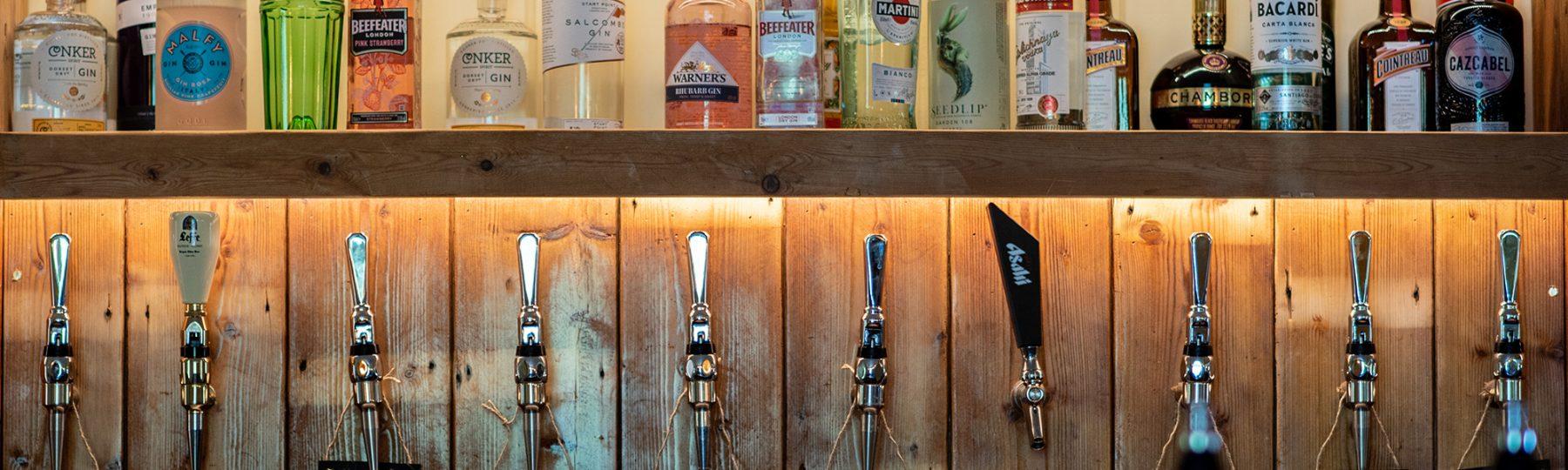 Bar slider Home