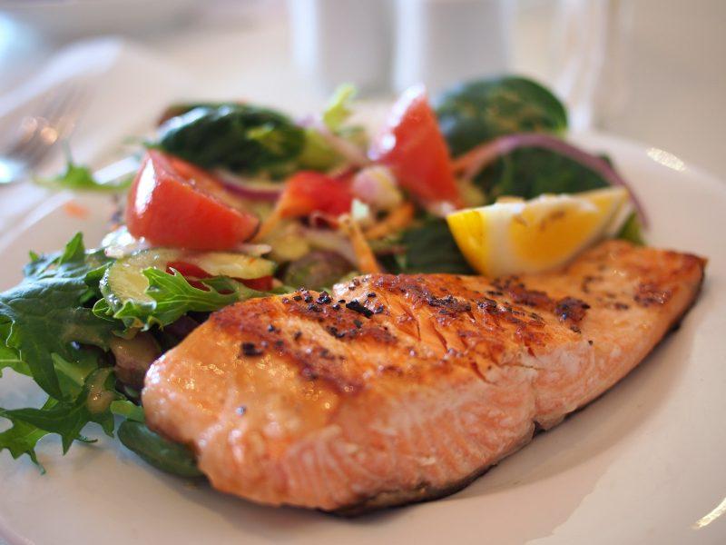 FISH close-up-dinner-fish-46239